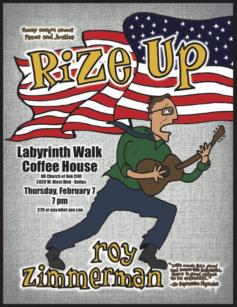 RiZe Up poster dallas475